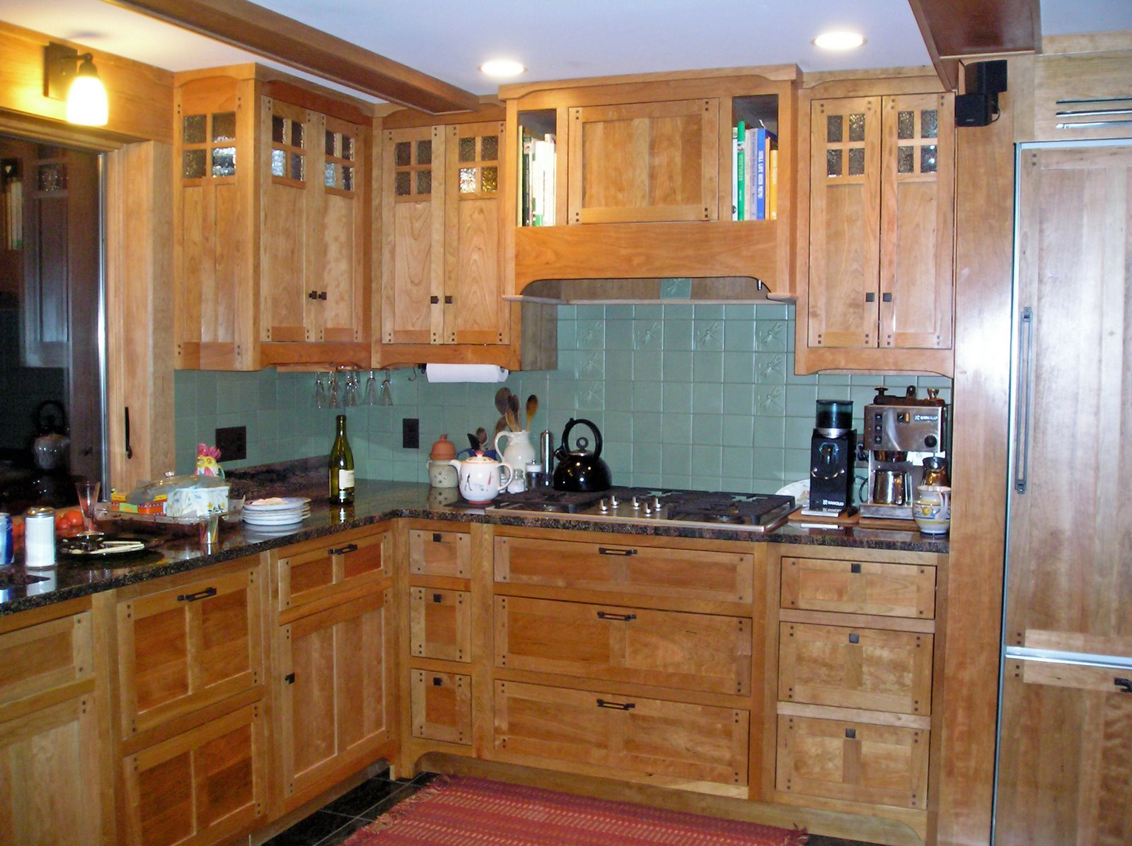 ... Custom Cabinetry By Creative Woodworking