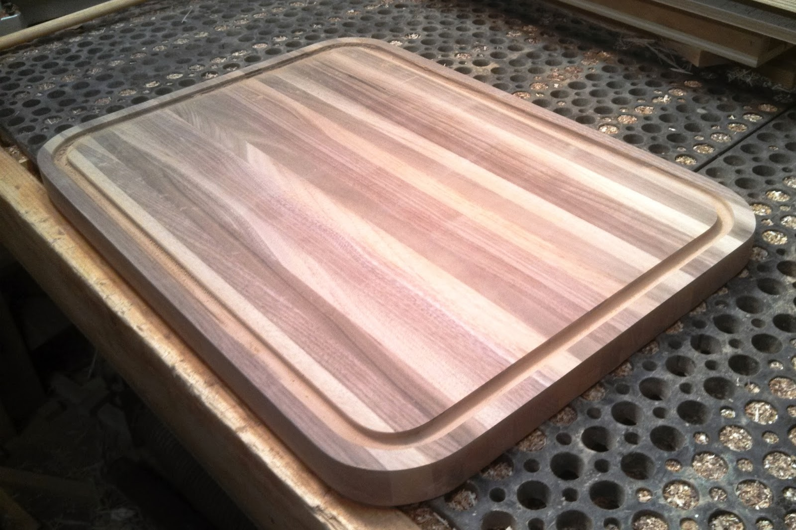 Cutting Board Design Gets A Name