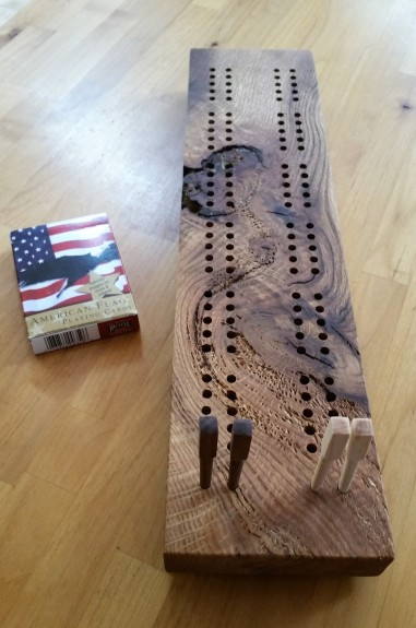 Cribbage Board!