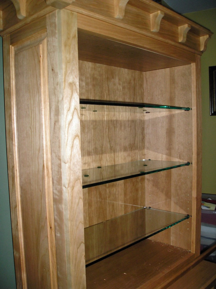 cherry-hutch-glass-shelves