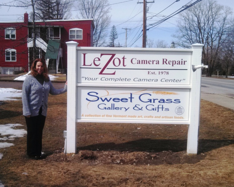 Hello Sweet Grass Gallery!!