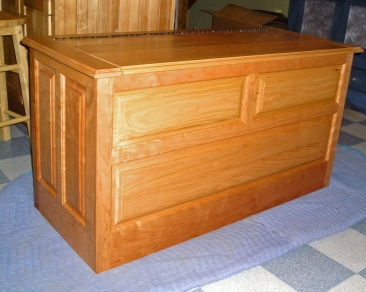 Hope Chest in Cherry