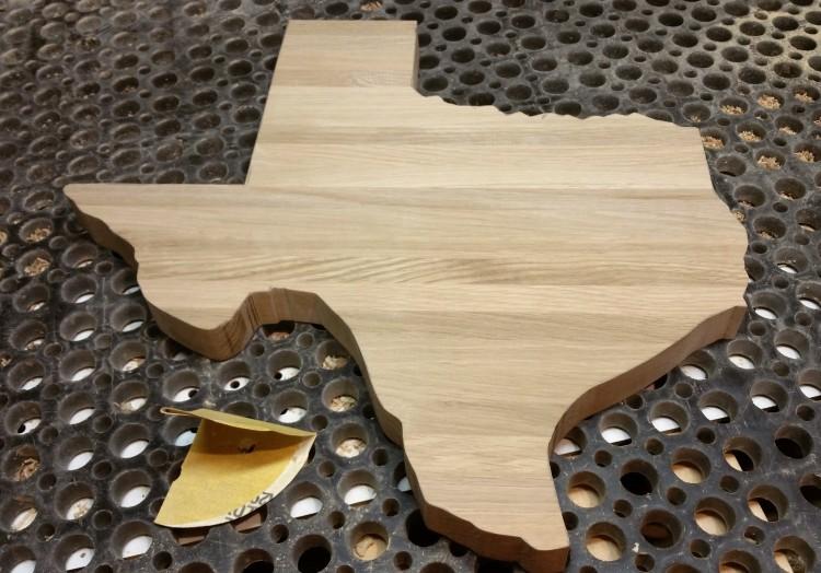 texas shape cutting board (8)