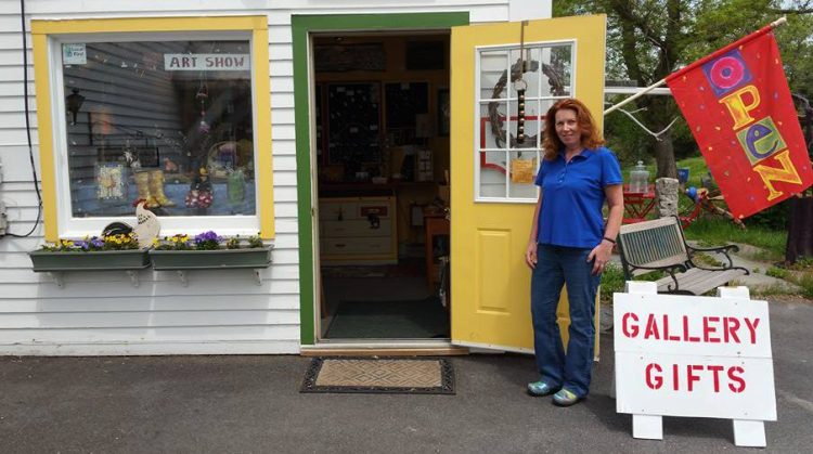 sandy at long river gallery and gifts