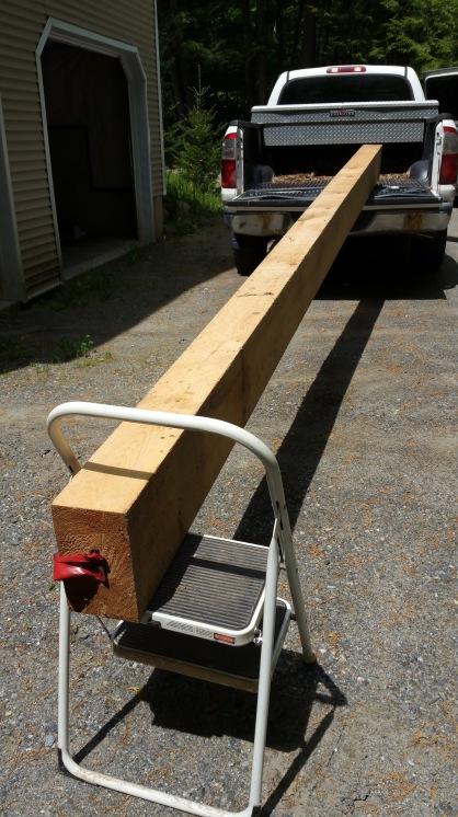 timber-beam