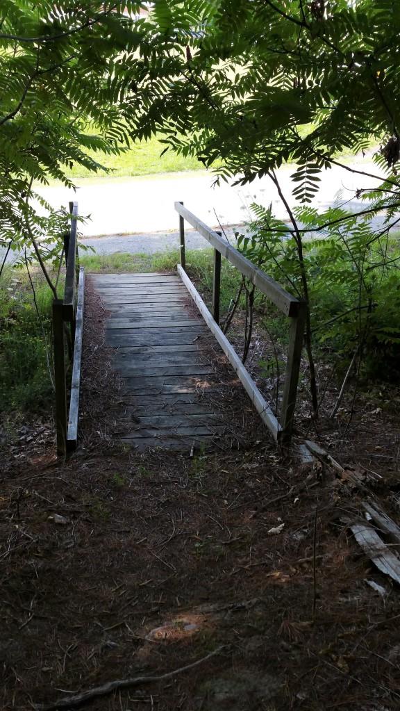 Bridge to County Road