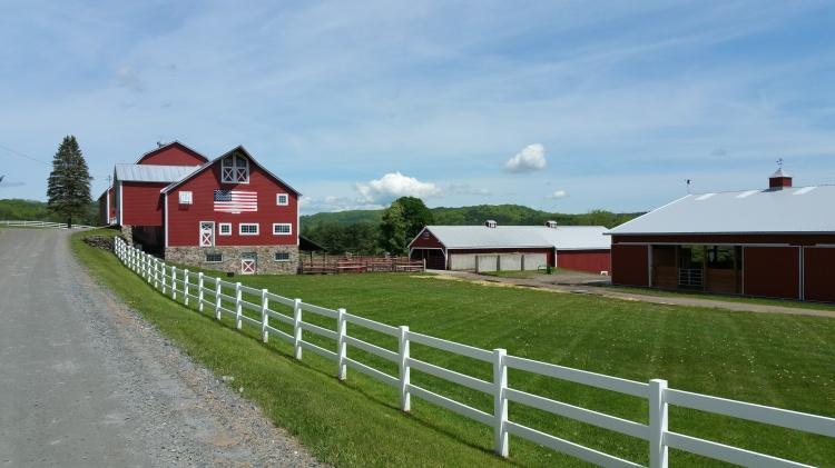 Sunnymede Farm, Hartland, VT