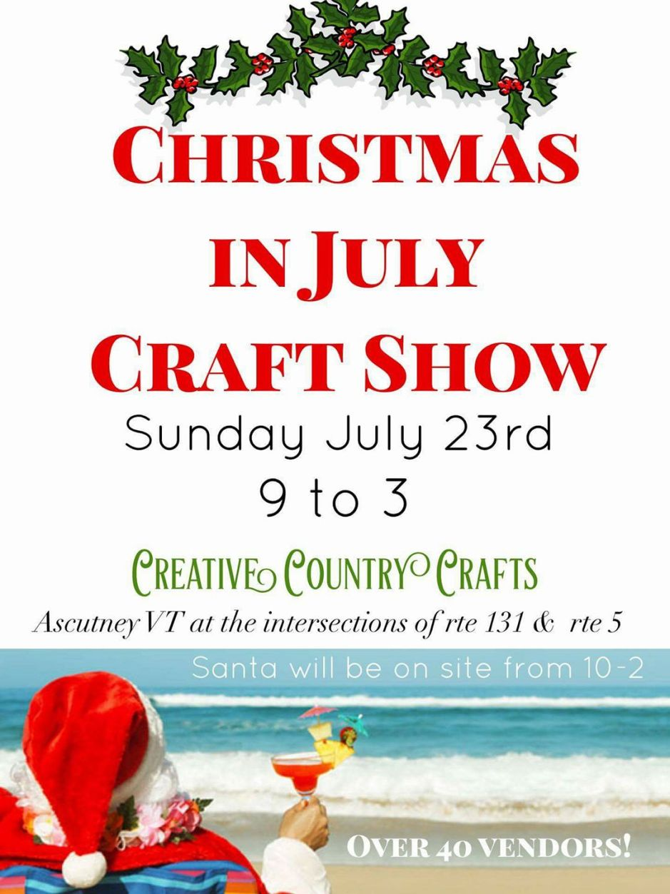 Christmas in July Flyer1 7-23-17