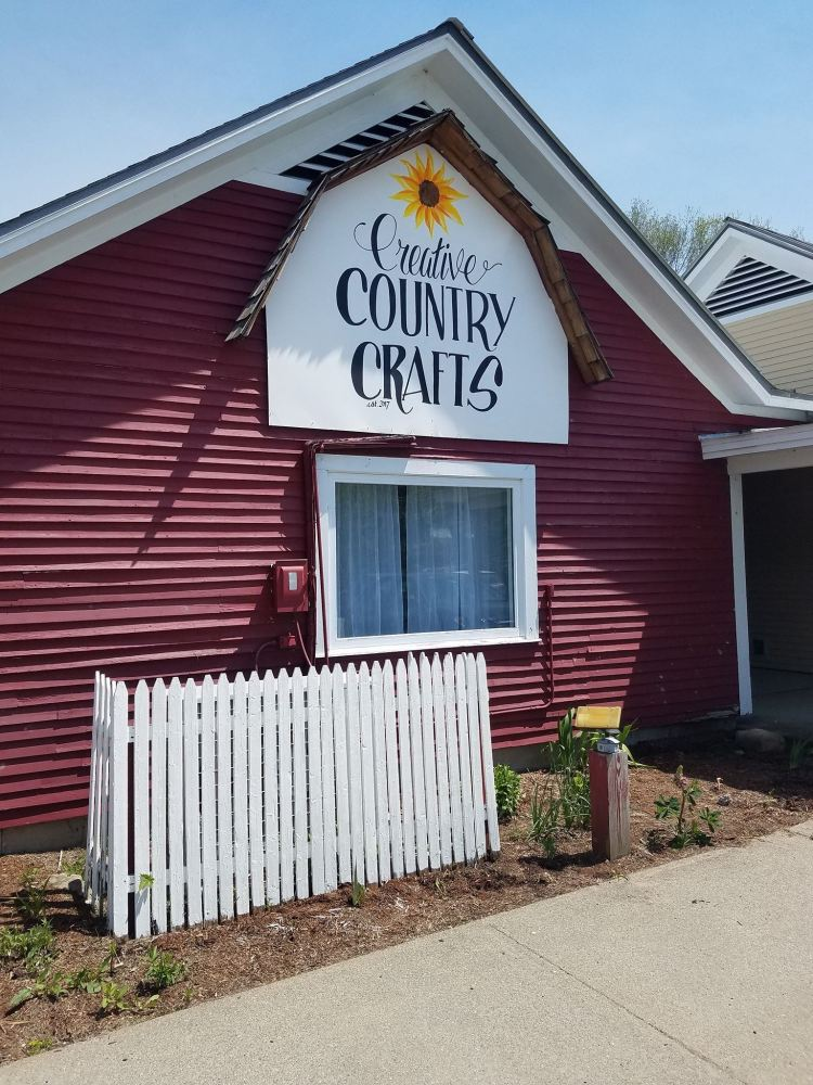 creative country crafts
